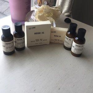 Le labo sample set